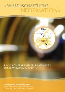 Kurzfassung der 5 wichtigsten Studien zur Radontherapie