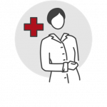 Icon Ärztin