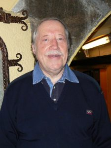 Herr Berninghaus berichtet über die Heilstollentherapie bei chronischer Polyarthritis