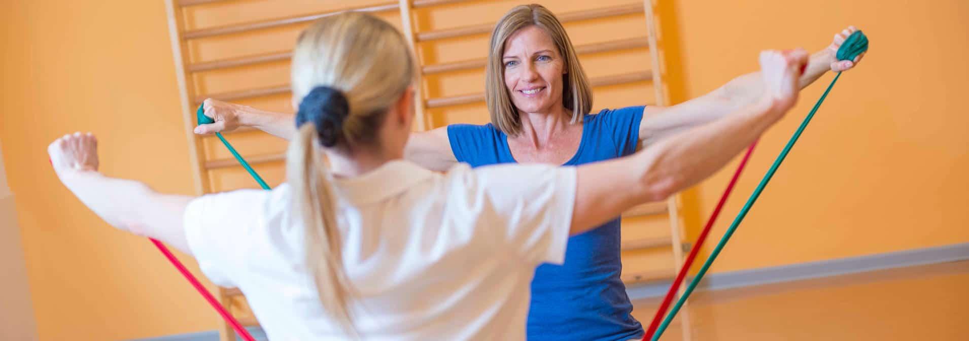 Gasteiner Heilstollen Therapie