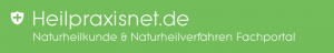 Logo heilpraxinet.de Fachportal
