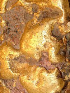 Gold aus dem Radhausberg