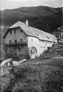 Hieronymushaus auf dem Radhausberg