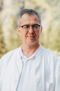 Chefarzt Gasteiner Heilstollen - Dr. Offenbächer Martin