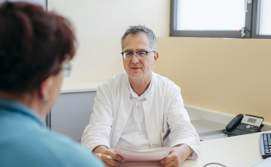 Chefarzt Gasteiner Heilstollen Dr. med. Martin Offenbächer