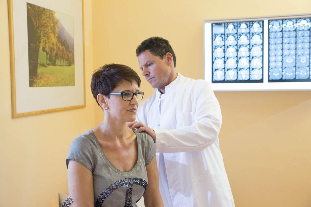 Fibromyalgie Untersuchung