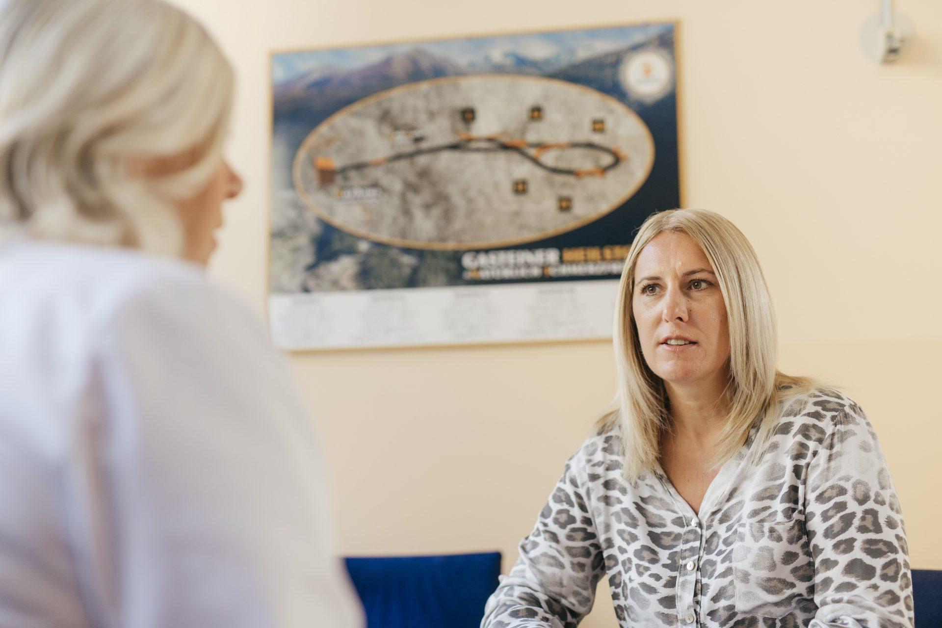 Fibromyalgie Sprechstunde