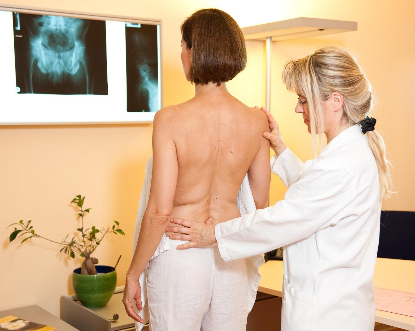 Radontherapie bei osteoporse