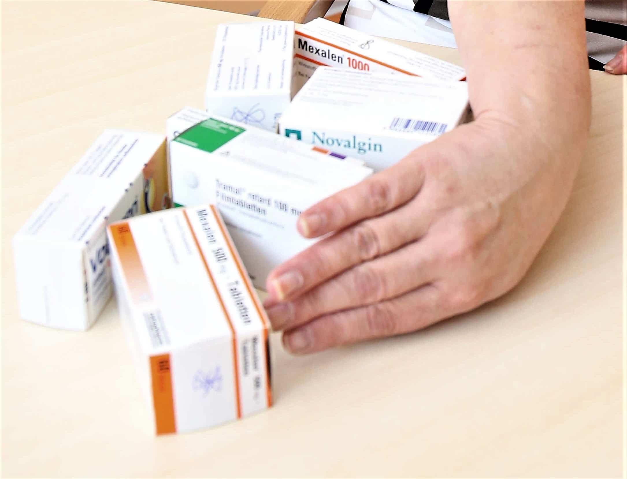 Lebenserwartung hängt von Medikamenten ab