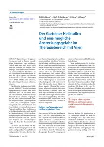 thumbnail of Heilstollen_Viren Ansteckungsgefahr Therapiebereich