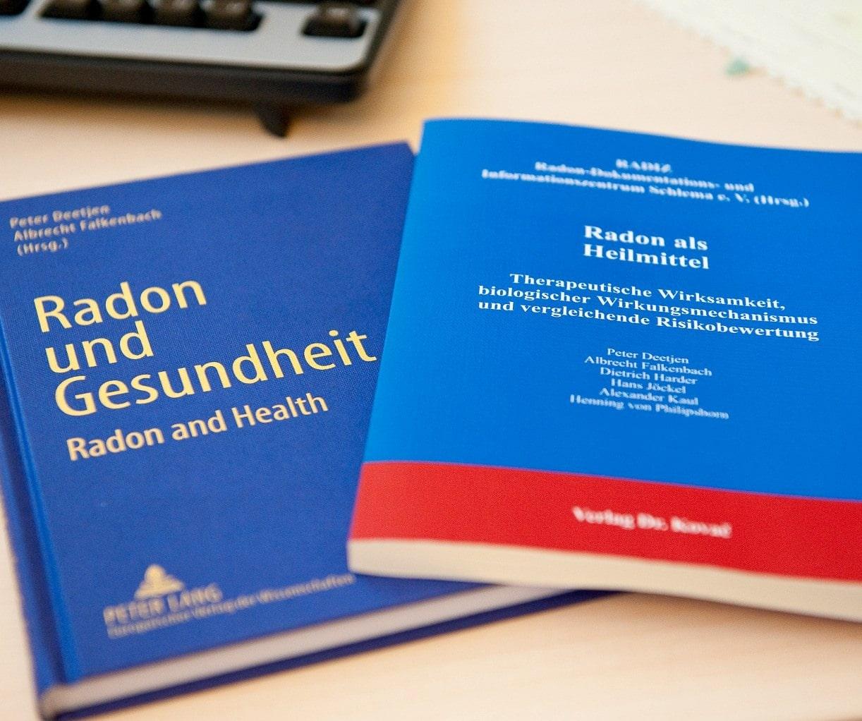 Radon als Heilmittel