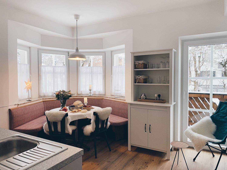 Appartement Fanny in der Villa Rosa Böckstein