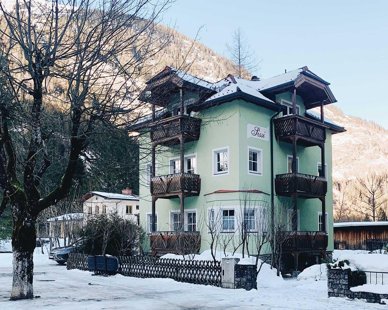 Villa Rosa in Böckstein