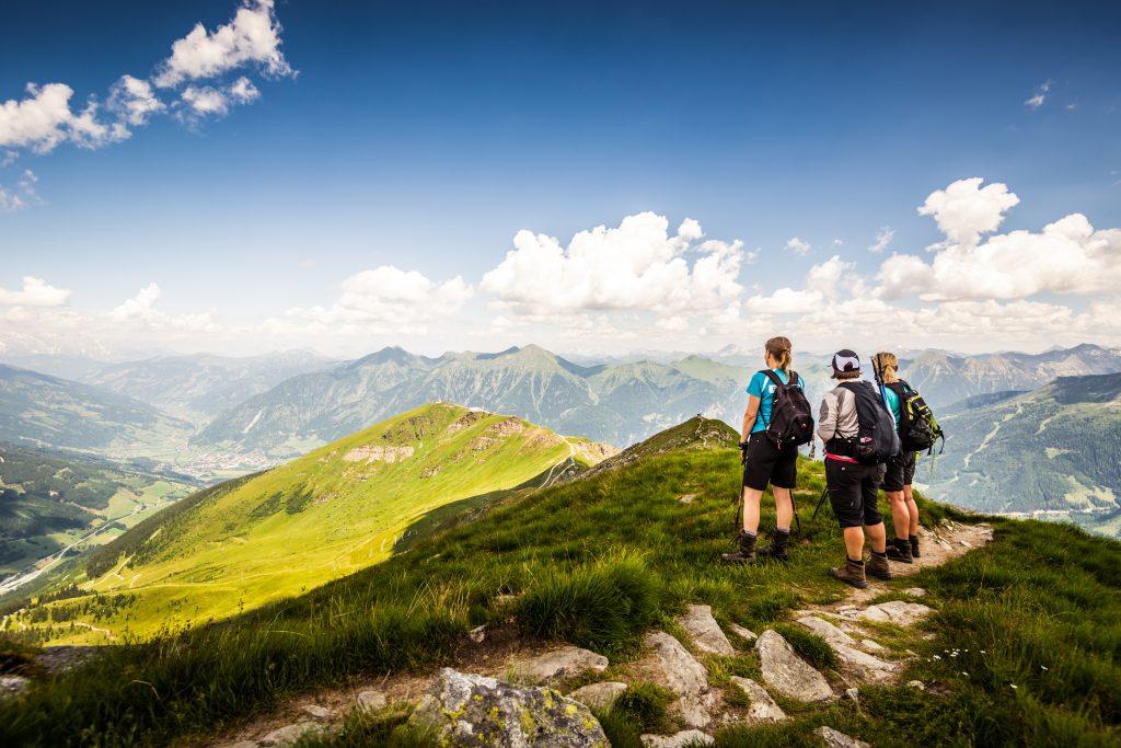 alpine Höhenlage