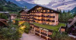 Hotel Alpina Sommer